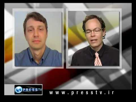 Press TV-On the edge with Max Keiser-Max Keiser speaking to Loren Howe-06-18-2010(Part1)