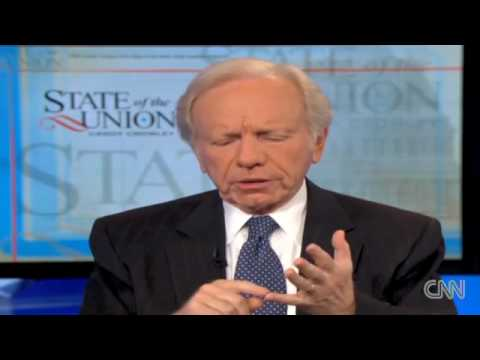 Joe Lieberman tells Web users to relax about Internet Kill Switch