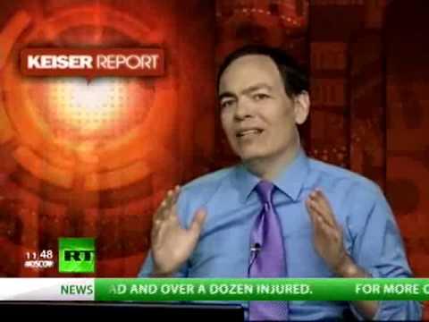 Keiser Report 52 - June 17th 2010: Economic Warfare 101