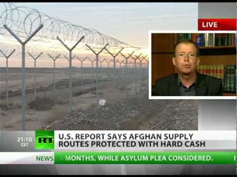 RT - 'Afghan war is lost and US govt has to face it'