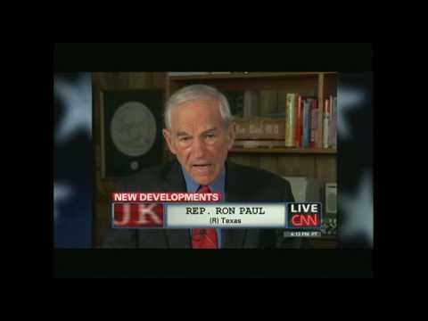 Ron Paul on Steele, Oil Spill, Rand on CNN