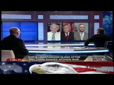 Ron Paul, Lou Dobbs and Sharron Angle on Freedom Watch