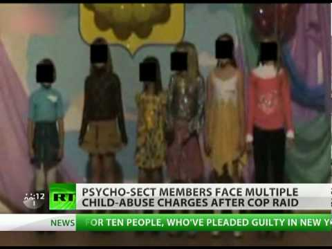 Sinister sect used child abuse as enlightment