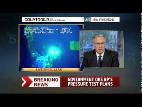 Oil Industry Expert: 'BP Cap Meant to Hide Original Rate of Gusher'