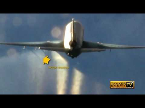 The insider: chemtrails KC-10 sprayer air to air - The proof ====✈