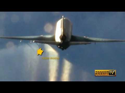 The insider: chemtrails KC-10 sprayer air to air -