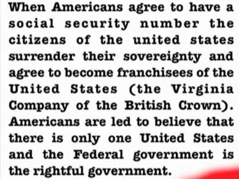 USA is a Corporation & you are it's slave,Got a problem with that? Mirror and share!