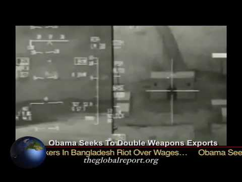 Obama Seeks To Double Weapons Exports