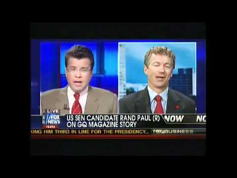 Rand Paul on Fox-GQ Story Absolutely Not True