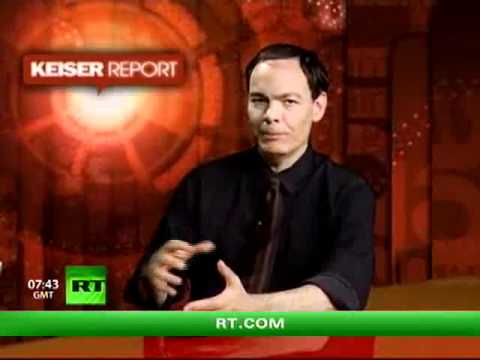 Keiser Report №69: Markets! Finance! Scandal!
