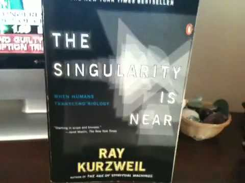"""Is The Singularity Near? """"...Had a few after the Post Office"""""""
