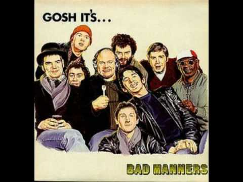 Bad Manners...Weeping and Wailing /Casablanca (Rags To Riches)