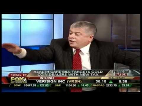 Gold Tax Hidden in Health Care Bill