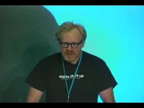 Why the Mythbusters won't do RFID (last hope Adam Savage)
