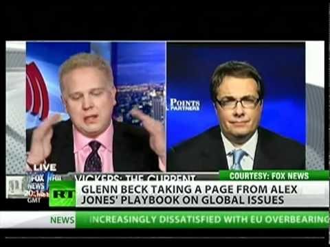 Glenn Beck repackages Alex Jones' ideas