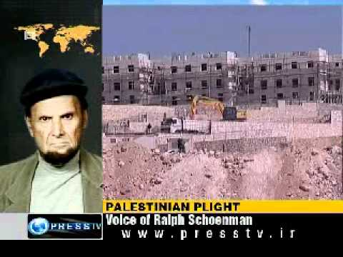 Palestinians victims of ethnic cleansing