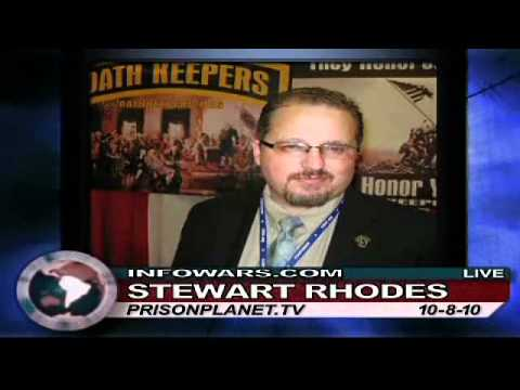 Stewart Rhodes: It's Official, Southern Poverty Law Center Is Now Part of DHS!