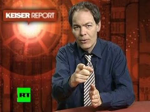 Max Keiser: How to change the balance of power and put the New World Order (NWO) out of business in six months