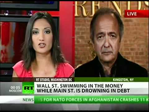 Gerald Celente: The selloff of America