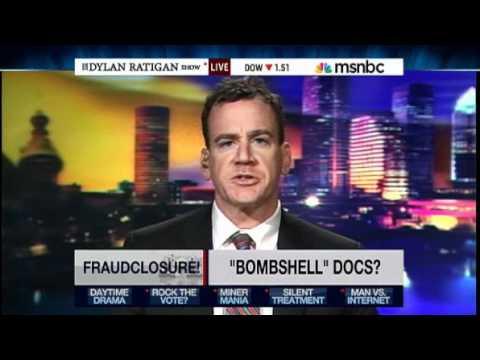 Dylan Ratigan: Foreclosure Fraud and $45 Trillion Dollars
