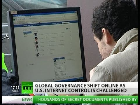 "RT: CONTROL THE WEB - Russia Joins The US To Control ""We The People"""