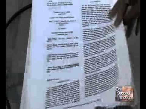 Judges SLUSH Funds Illegal ?