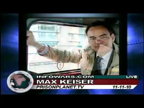 Max Keiser's world wide rally to Crash JP Morgan Buy SILVER