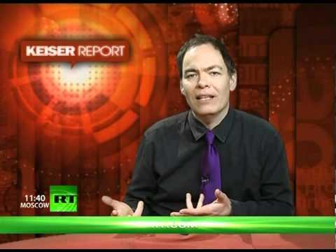 Keiser Report on Silver Revolt: 'Crash JP Morgan' Goes Viral!