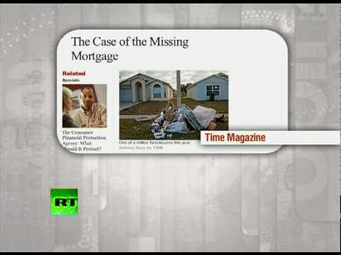 Hasta La Vista: 100,000 mortgage files missing in US