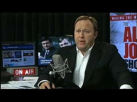 Lawlessness in Our Society and Government Abound at Record Levels - Alex Jones Tv 1/2