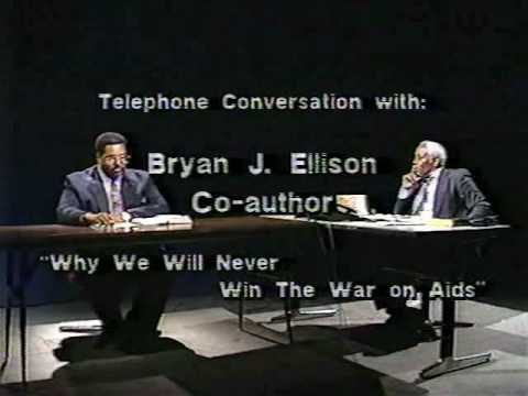 The Aids Scam Pt. 4 of 6 - Bryan J. Ellison, Talks About Baby Linsey