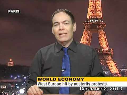 Max Keiser on UN's 'grim outlook' for world economy 2011