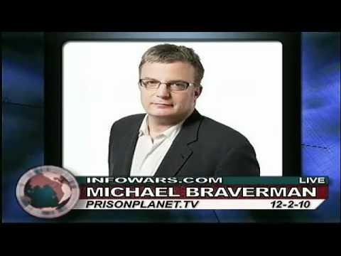 "Michael Braverman: ""Worldwide Water Conspiracy"" - Alex Jones"