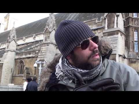 The Battle for Parliament Square - Student Riots 2010 London