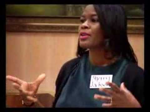Sherry Peel Jackson Ex IRS Agent on Income Tax (2of2)