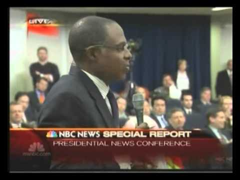 Enthralled White House Press Corps Pose Sycophantic 'Questions' to 'Comeback Kid' Obama
