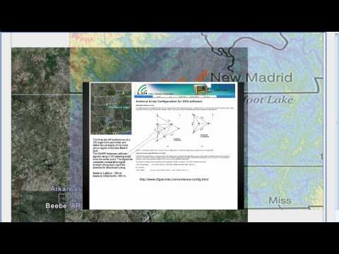 ALERT! WARNING! DANGER! New Madrid EarthQuake Imminent!!!! PROOF that HAARP is being used!