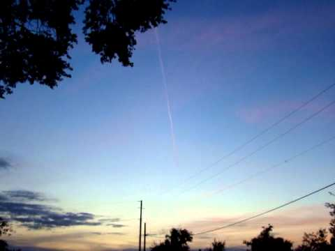 2011 New Year and a New Chemtrail Revealed