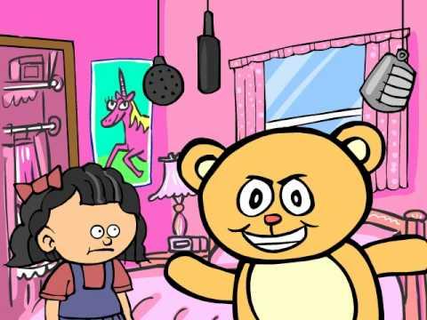 "Snuggly the Wiretap Friendly Bear"""