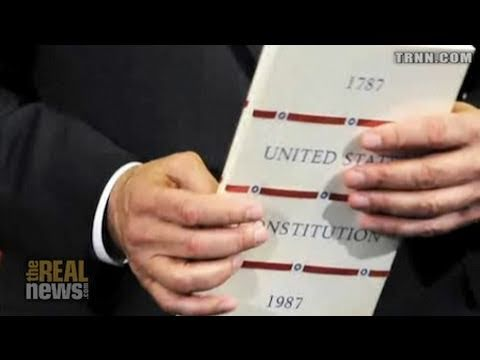 Battle Over Constitution Attempt to Undo New Deal