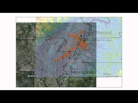 ALERT! WARNING! DANGER! New Madrid EarthQuake Imminent PROOF that HAARP is being used