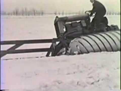 Snow Vehicle 1924
