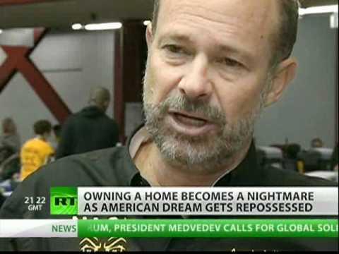 Foreclosing of America
