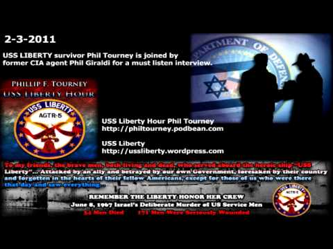Phil Giraldi Ex-CIA Destroying the USA for Israel Americas Traitors - Liberty Hour