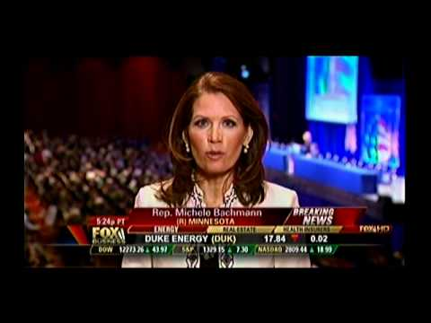 """Freedom Watch-02/11/11-Bachmann """"Pay Closer Attention"""" ? re: Patriot Act"""