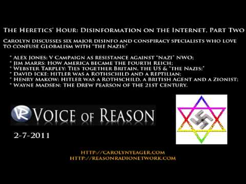 Disinformation on the Internet Part Two Truth As It Is - The Heretics Hour