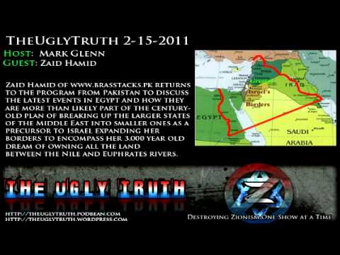 Breakup of Middle East States into Smaller Ones as Israel looks to Expand Borders - TheUglyTruth