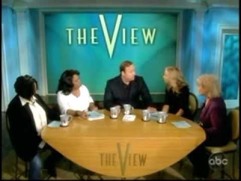Alex Jones On The View 02-28-11