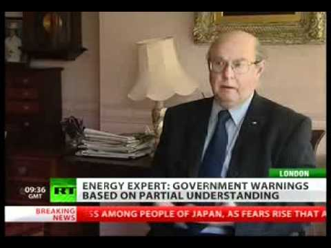 Nuclear Physicist and Energy Expert On Nuclear Industry Problems