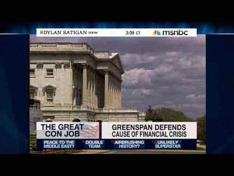MSNBC - Banksters & Government Exposed FINALLY by Mainstream News!
